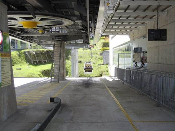 Teleferiqo - Quitos Cable Car