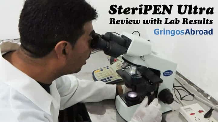 steripen review lab results