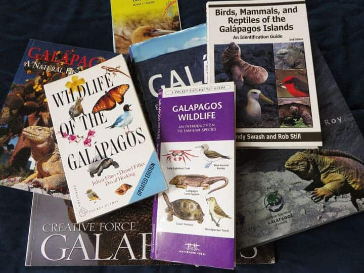 Top 17 Galapagos Books to Plan Your Vacation