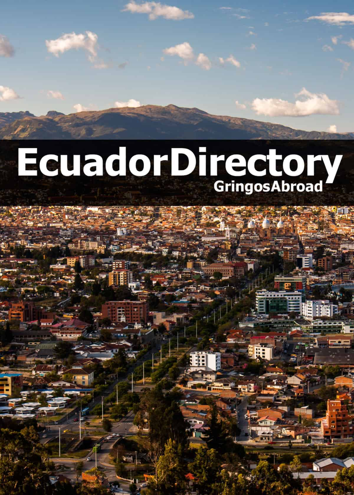Ecuador business directory