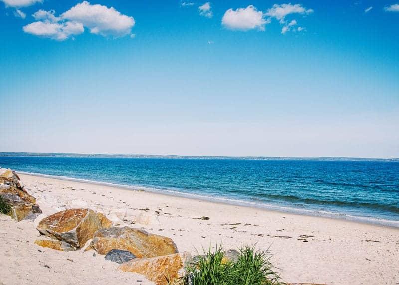 Queensland Beach Provincial Park, Nova Scotia