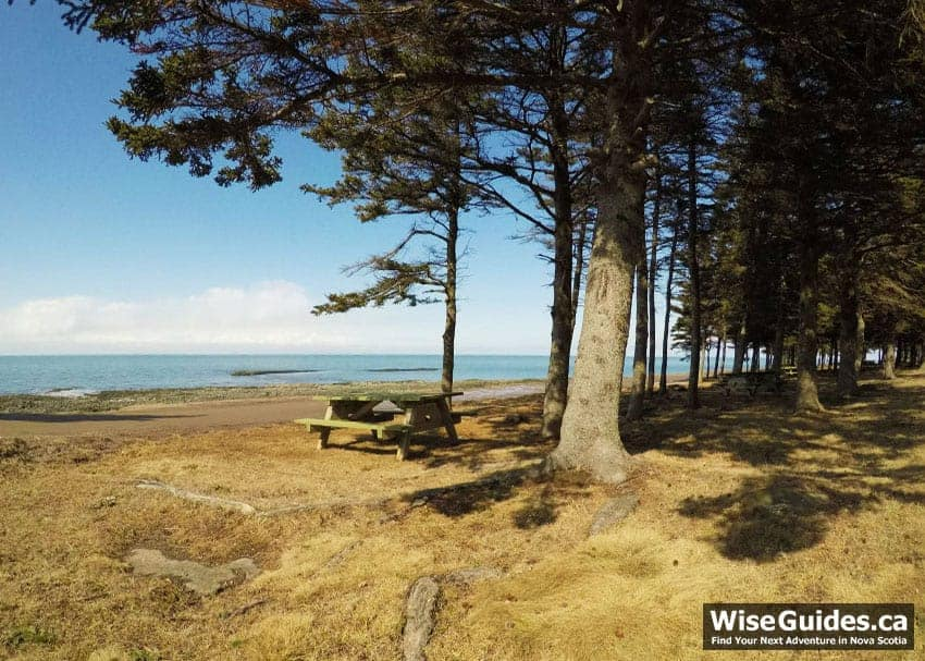 Port George Picnic Park Nova Scotia