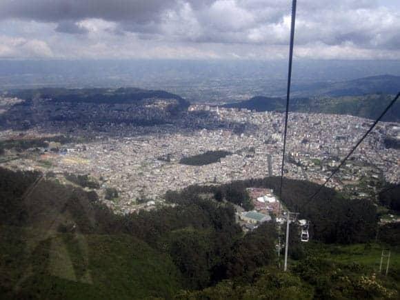 Teleferiqo - Quitos Cable Car