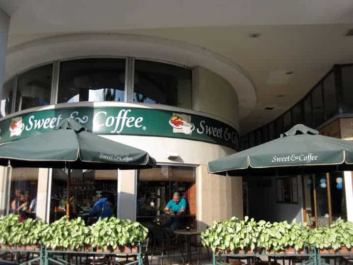Sweet and Coffee near Howard Johnson Guayaquil