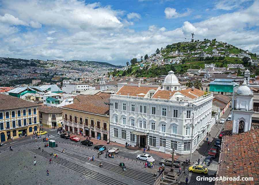 facts about quito ecuador
