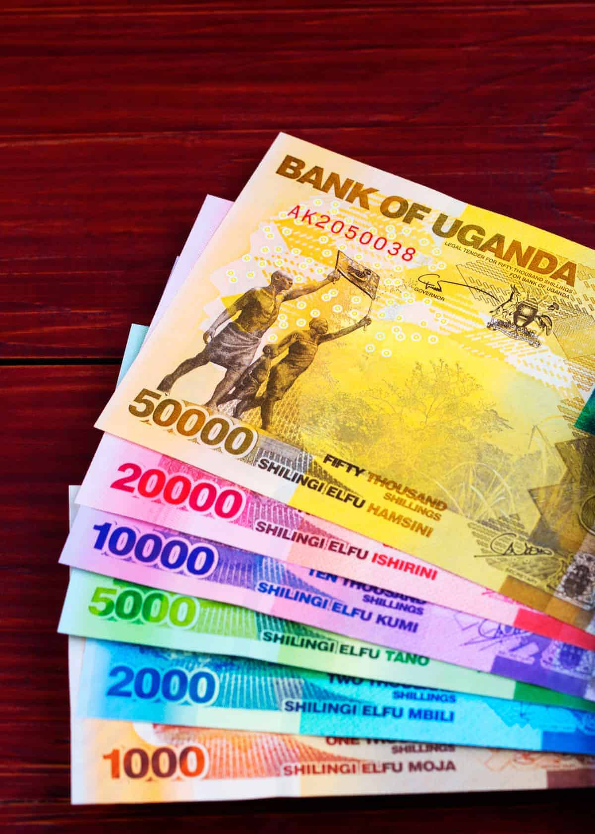 Current forex exchange rates in uganda