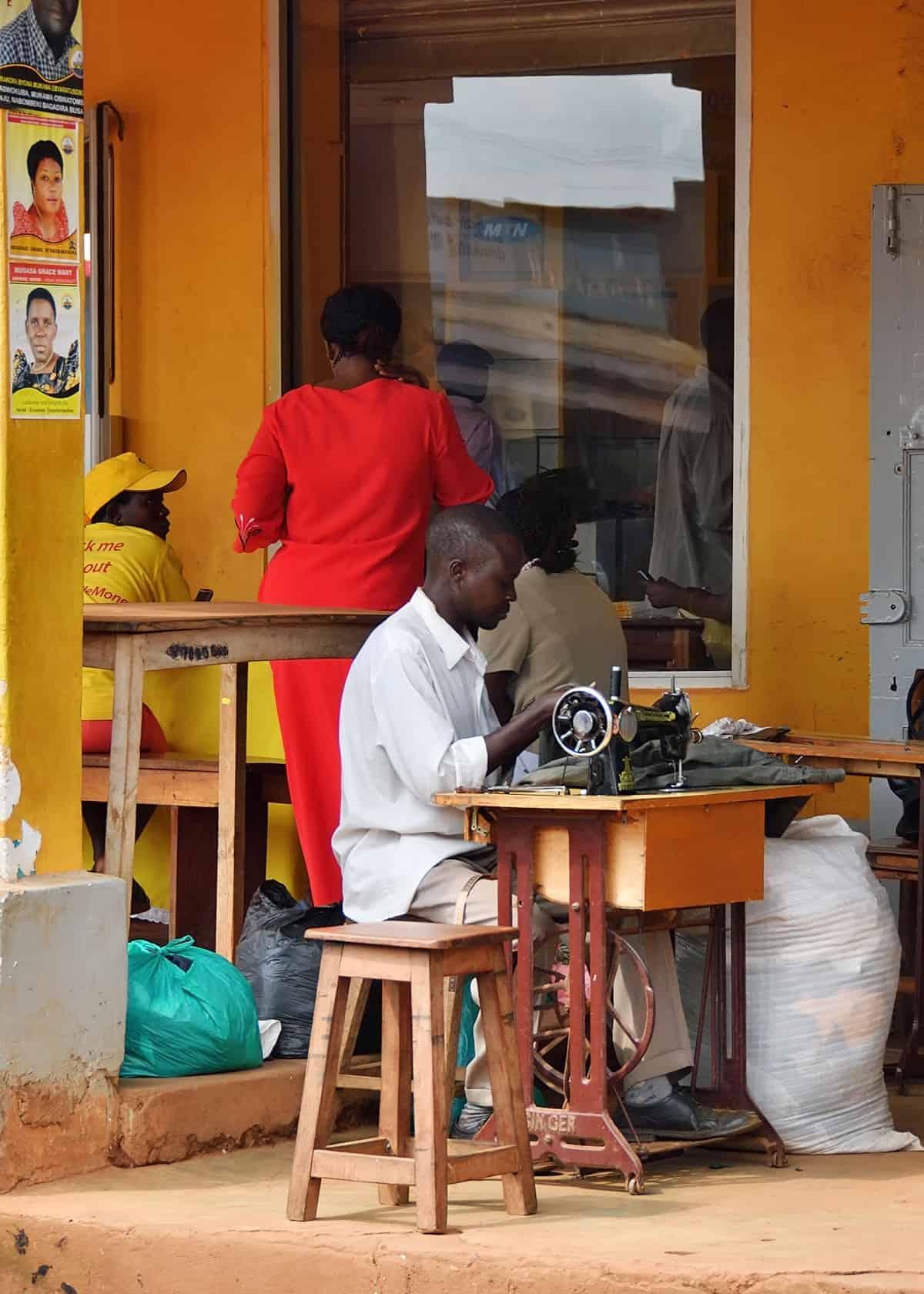 Language in Uganda