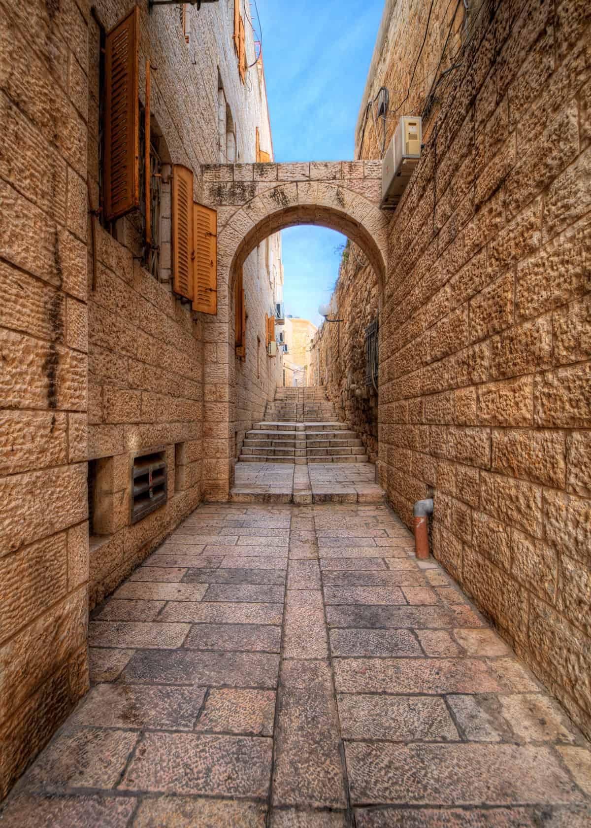 Facts about Jerusalem Israel
