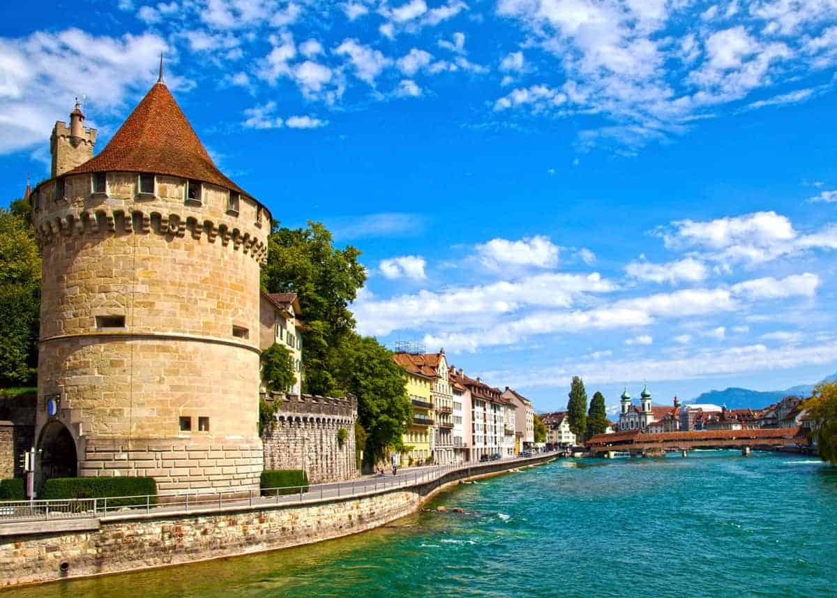 Moving to Lucerne Switzerland