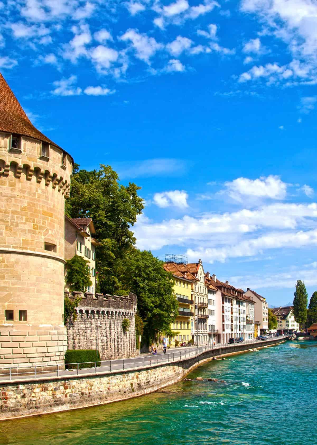Moving ot Switzerland