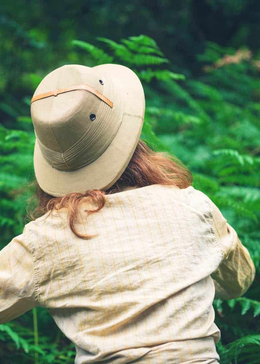 what is a pith helmet